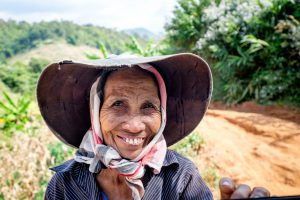 This lady grows your rice