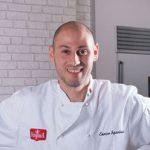 Enrico Sgarbossa Master Pizza Chef